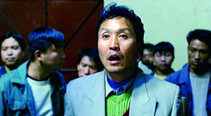 Una sequenza della black-comedy cinese Trouble Makers (2006) Presentato in concorso al Far East Film 2009