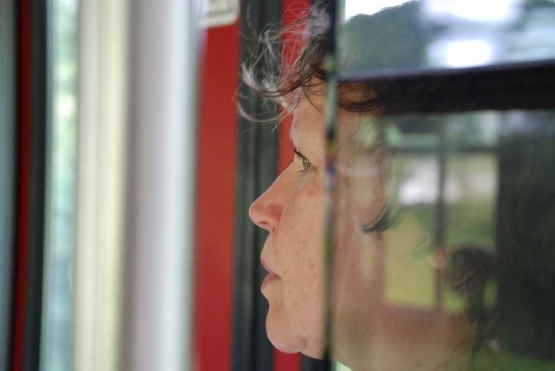 Ursula Werner è la protagonista femminile del film Settimo cielo