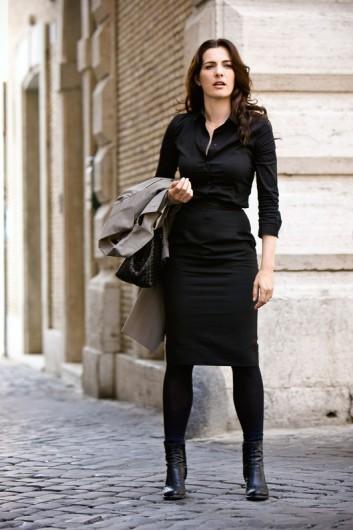 Vittoria Vetra (Ayelet Zurer) è una dei protagonisti di Angeli e Demoni