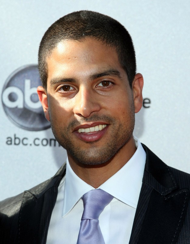 Adam Rodriguez nel 2008 all'ALMA Awards al Pasadena Civic Auditorium