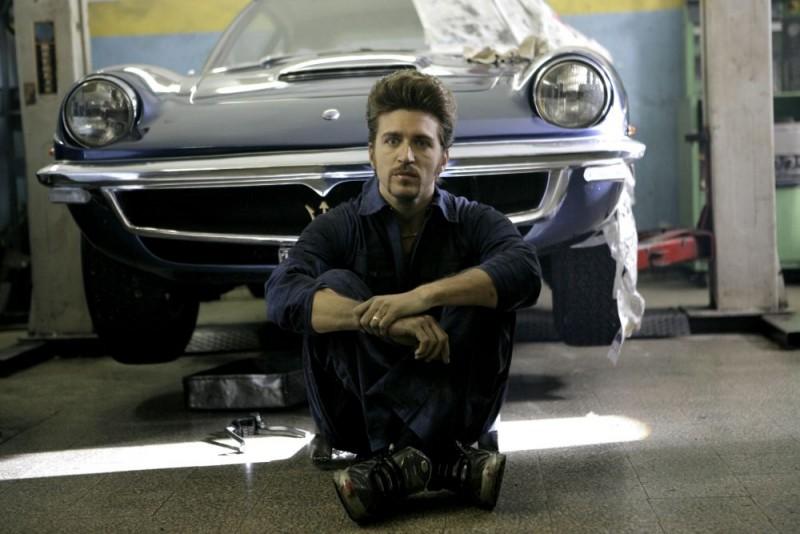 Alessandro Roja in un'immagine dell'episodio 'Italian Dream' del film FEISBUM!
