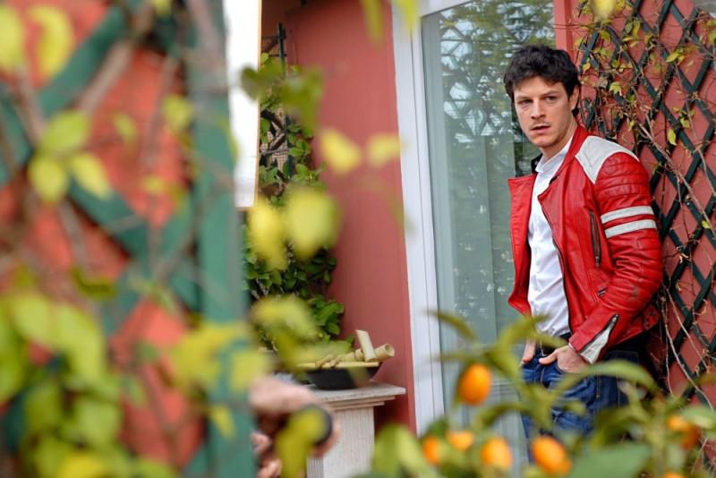 Andrea Bosca in un'immagine dell'episodio 'Gaymers' di Feisbum - Il film