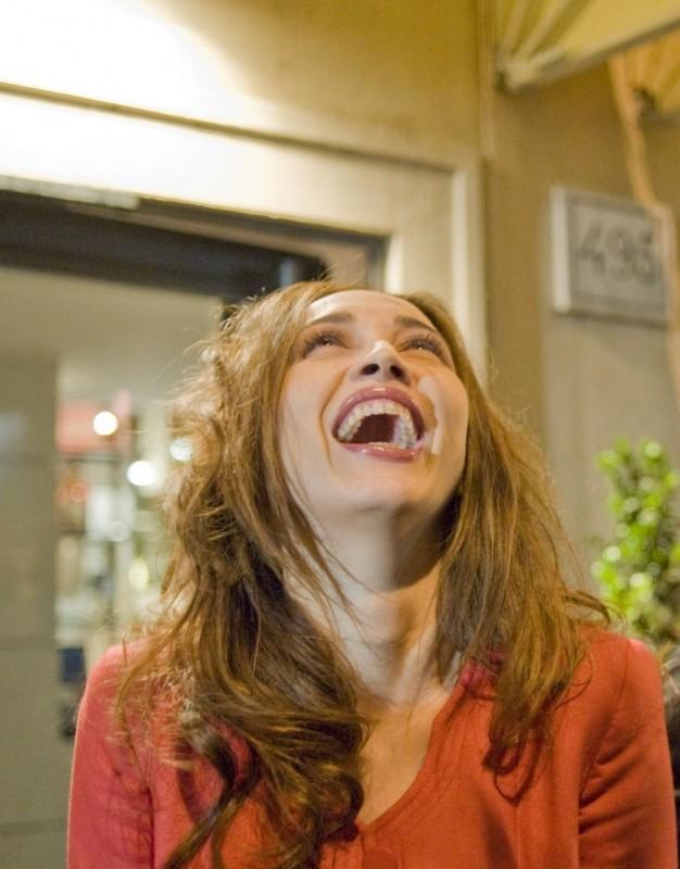 Chiara Francini in una sequenza dell'episodio 'Gaymers' di Feisbum - Il film