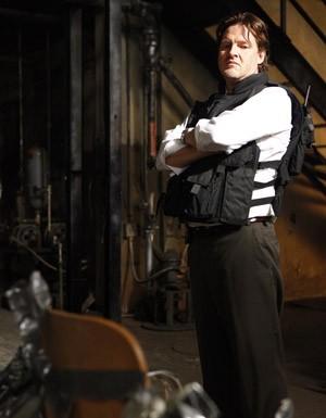 Donal Logue in una scena dell'episodio ' One ' della seconda stagione della serie tv Life