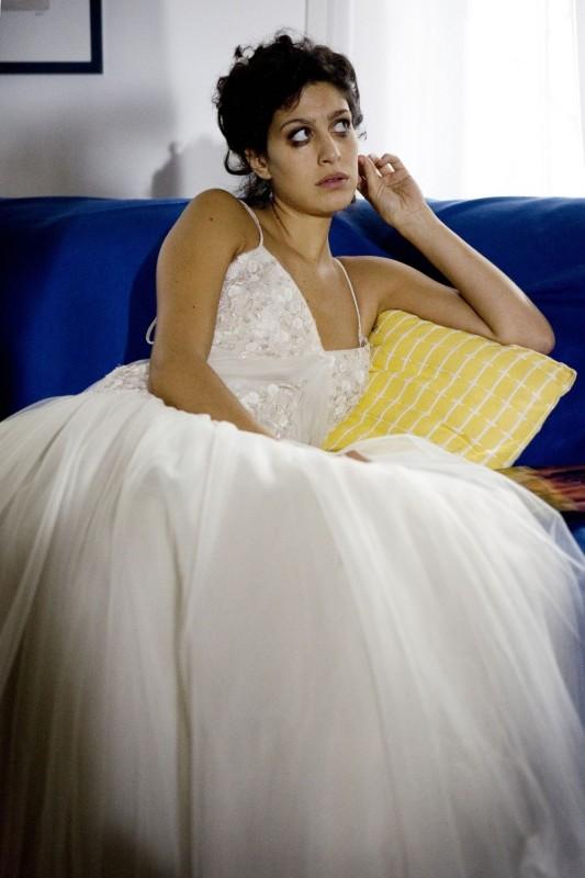 Giulia Bevilacqua in una scena dell'episodio 'Maledetto tag' di Feisbum - Il film