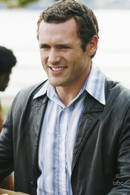 Jason O'Mara durante un momento dell'episodio 'Tuesday's Dead' della serie tv Life on Mars