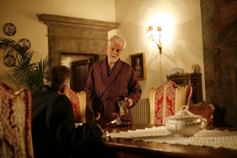 José María Blanco è Zanmatti nella fiction Enrico Mattei - L'uomo che guardava al futuro