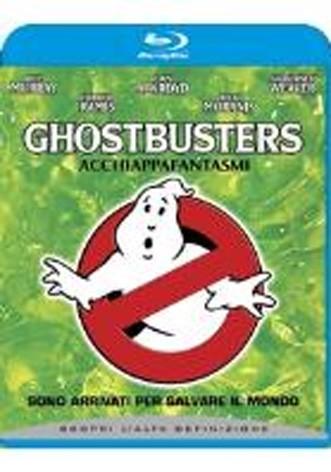 La copertina di Ghostbusters - Acchiappafantasmi (blu-ray)
