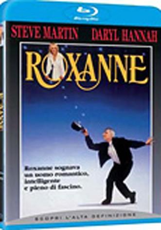 La copertina di Roxanne (blu-ray)