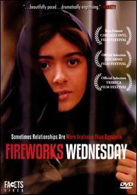 La locandina di Fireworks Wednesday