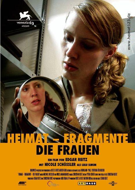La locandina di Heimat - Fragmente