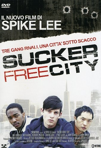 La locandina di Sucker free city