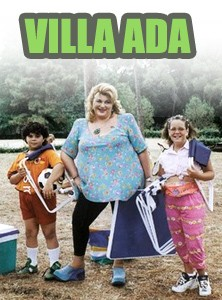 La locandina di Villa Ada