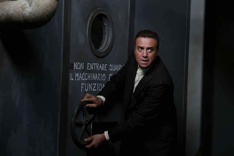 Massimo Ghini è Enrico Mattei nel film TV di Rai Fiction