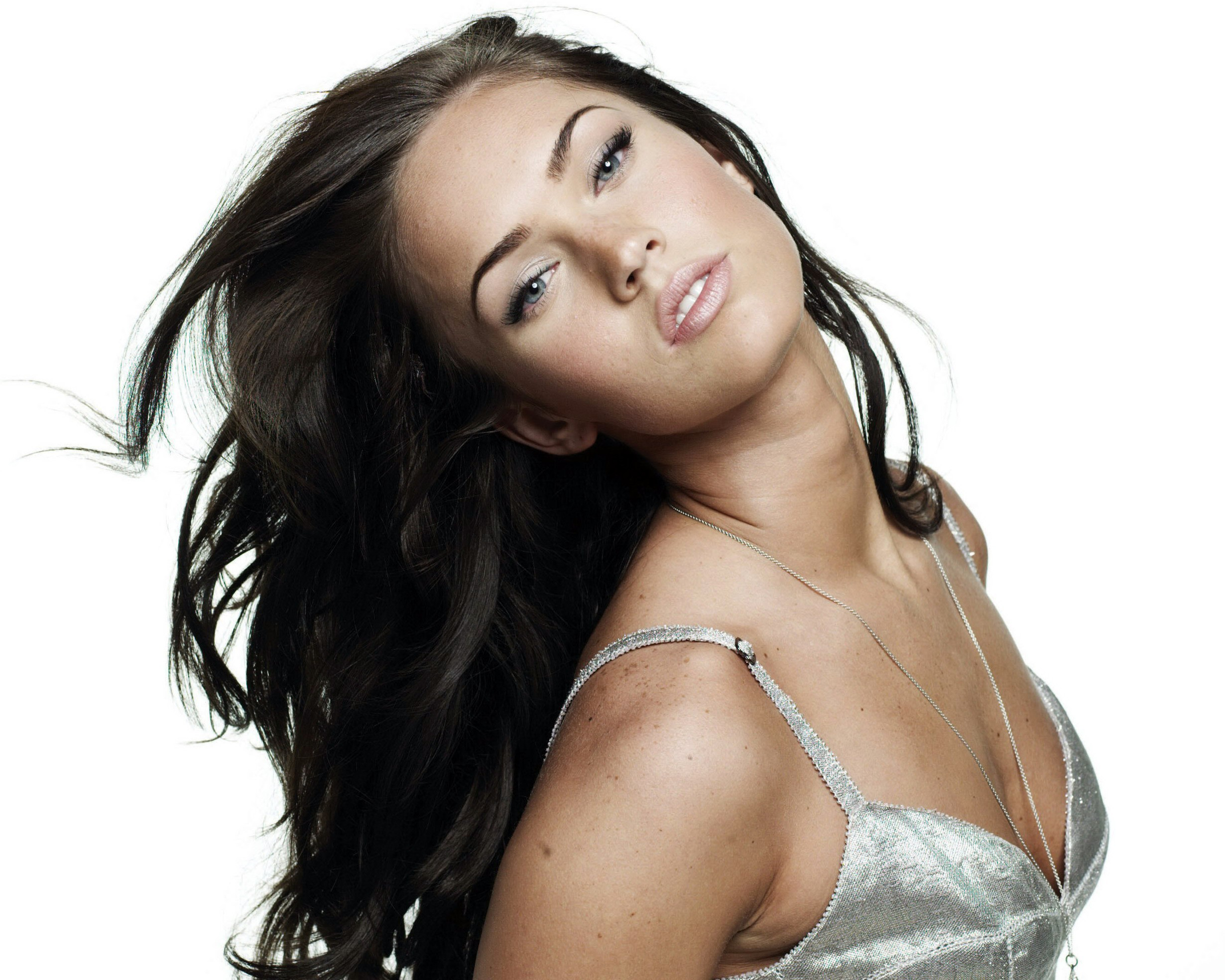 Wallpaper: primo piano di Megan Fox