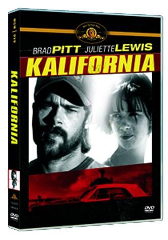 La copertina di Kalifornia (dvd)