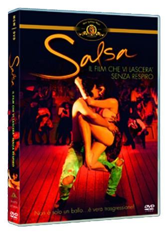 La copertina di Salsa (dvd)