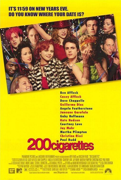 La locandina di 200 Cigarettes