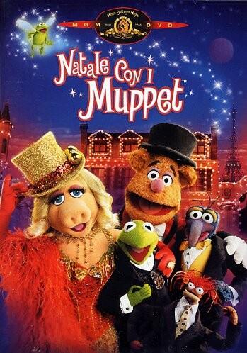 La locandina di Natale con i Muppet