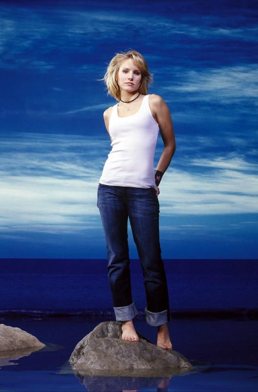Promo di Kristen Bell per la prima stagione di 'Veronica Mars'