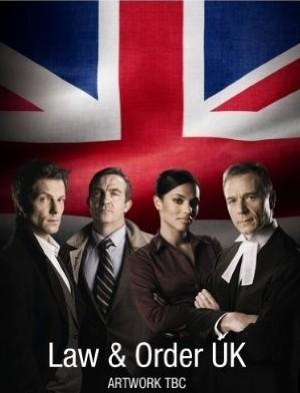La locandina di Law & Order: UK