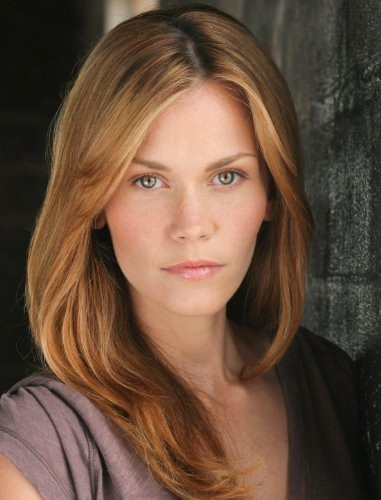 la bella Allison Lange