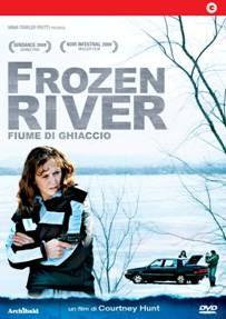 La copertina di Frozen River (dvd)