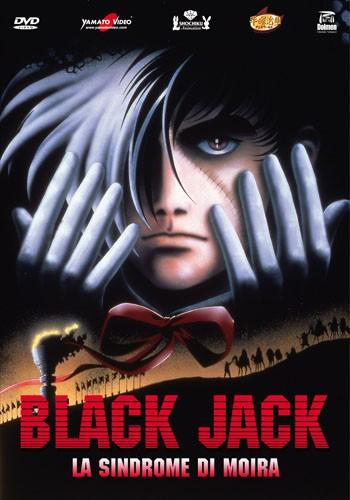 La copertina di Black Jack - La sindrome di Moira (dvd)