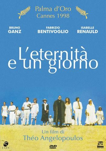 La copertina di L'eternità è un giorno (dvd)