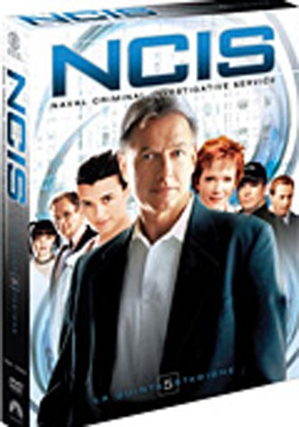 La copertina di Navy N.C.I.S. - Stagione 5 (dvd)