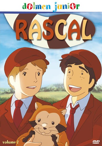 La copertina di Rascal - vol. 7 (dvd)