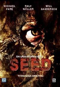 La copertina di Seed (dvd)