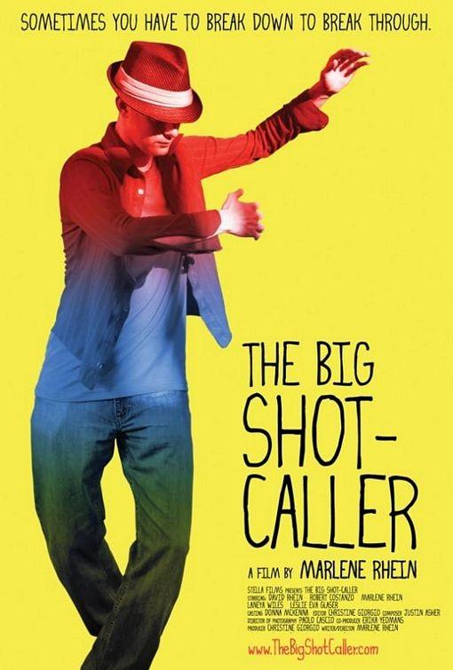 La locandina di The Big Shot-Caller
