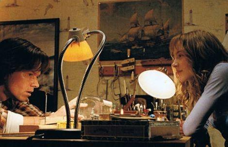 Mark Wahlberg e Saoirse Ronan in una delle prime immagini di  The Lovely Bones