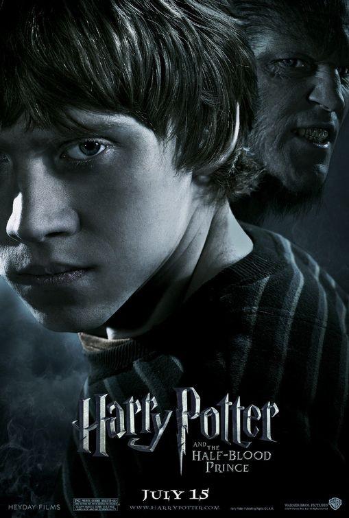 Nuovo Character Poster per Harry Potter e il principe mezzosangue - Ron Wesley
