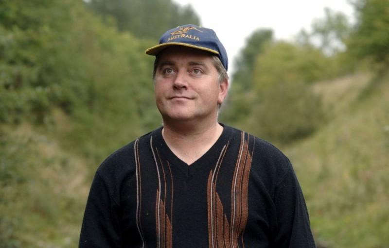 Pat Shortt è il protagonista di Garage