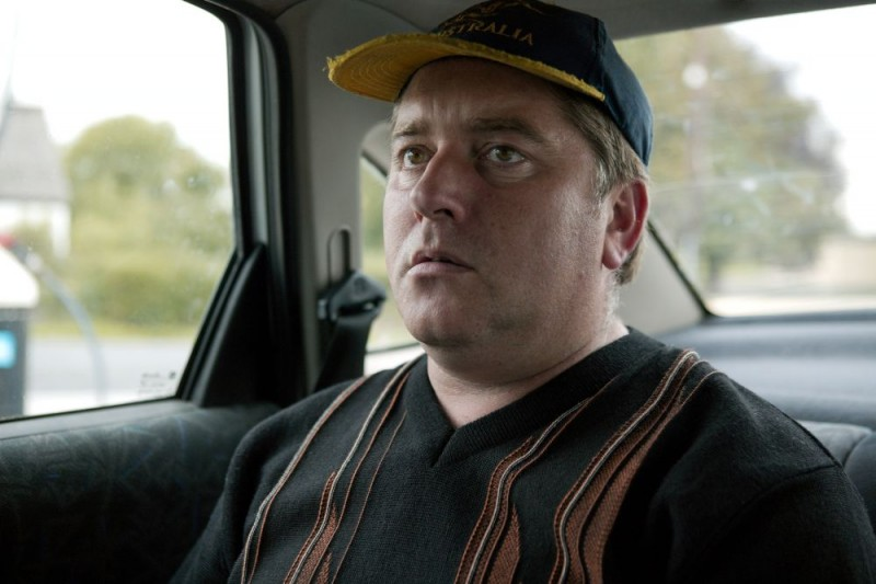 Pat Shortt in un'immagine del film Garage