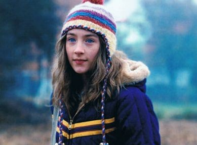 Saoirse Ronan è Susie Salmon in The Lovely Bones