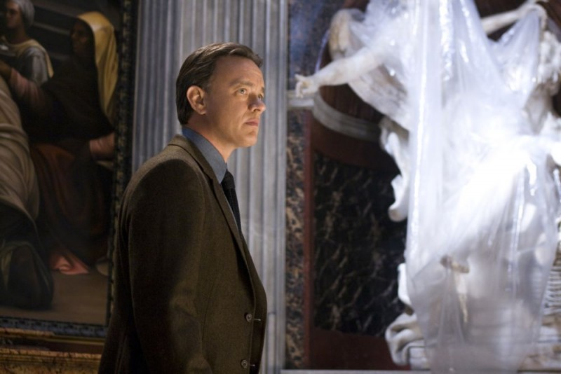 Tom Hanks torna a vestire i panni di Robert Langdon Tom Hanks nel film Angeli e Demoni