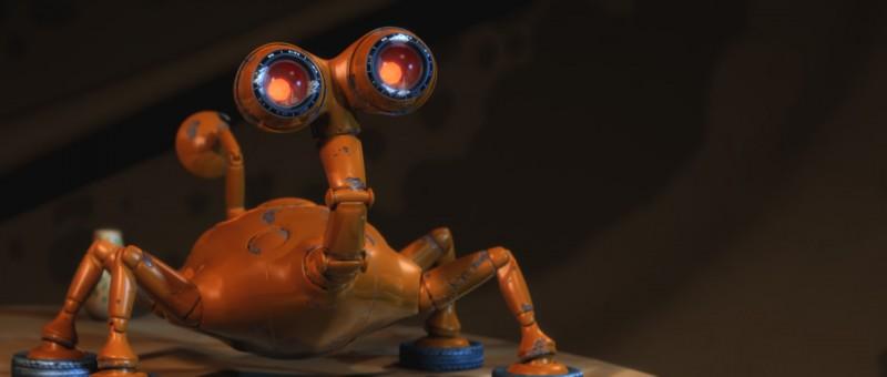 Un curioso esserino alieno protagonista di Battaglia per la Terra 3D