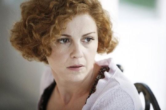 Valeria Milillo interpreta Lisa nel tv movie So che ritornerai