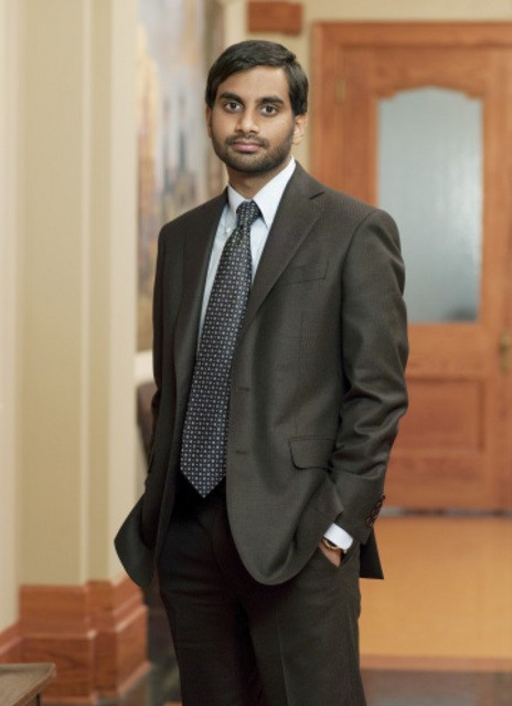 Aziz Ansari è Tom Haverford in Parks and Recreation
