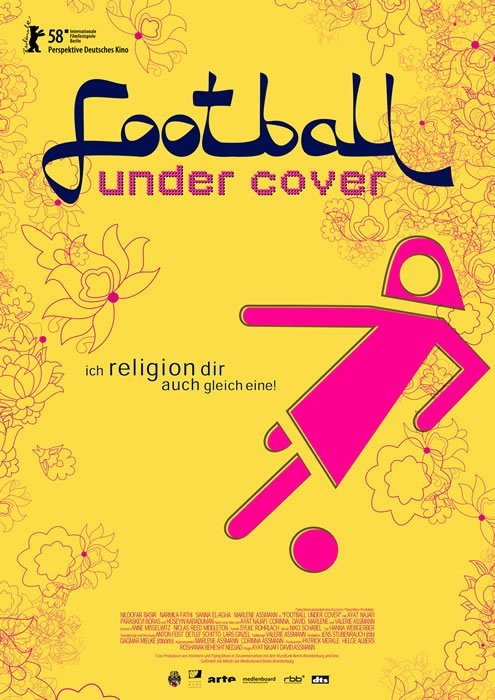 La locandina di Football Under Cover