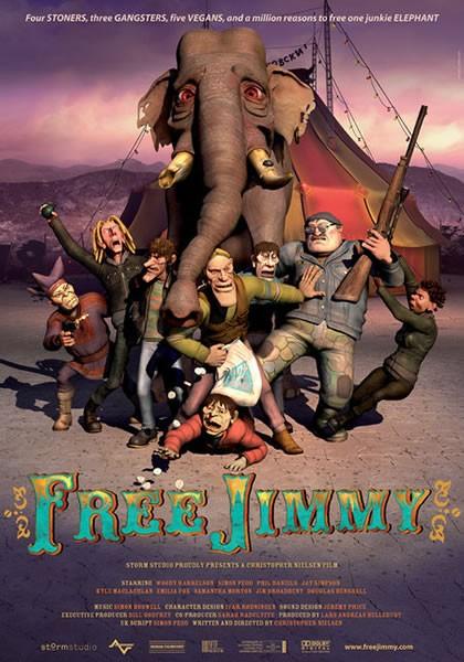 La locandina di Free Jimmy