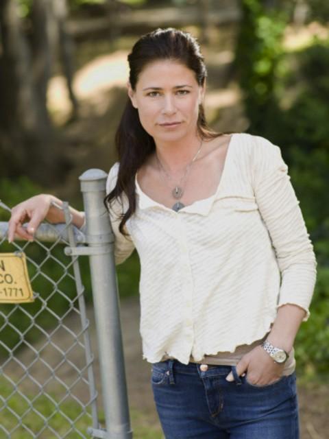 Maura Tierney è Sarah nella serie Parenthood