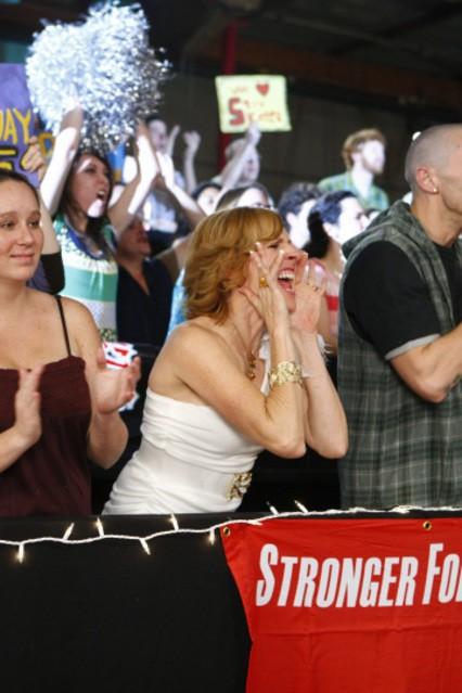 Molly Shannon nell'episodio Competition di Kath and Kim