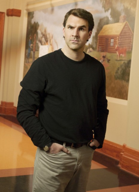 Paul Schneider è Mark Brendanawicz in Parks and Recreation