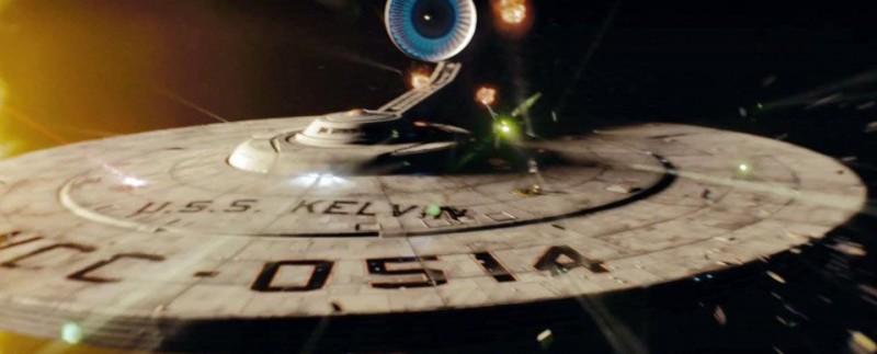 Una scena di Star Trek (2009)