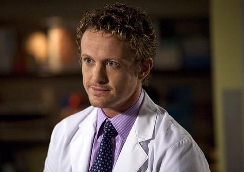 David Lyons  in una scena dell'episodio 'Life After Death' della serie tv ER - Medici in prima linea