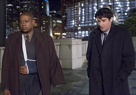 Forest Whitaker insieme a Goran Visnjic nell'episodio 'Heart of the Matter' della serie tv ER - Medici in prima linea